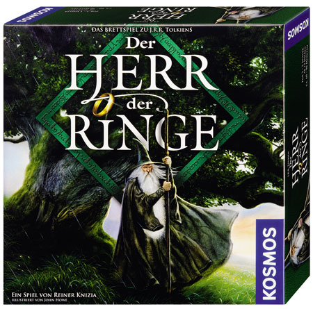Der Herr der Ringe - Basisspiel