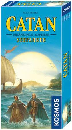Catan - Seefahrer Erweiterung für 5-6 Spieler