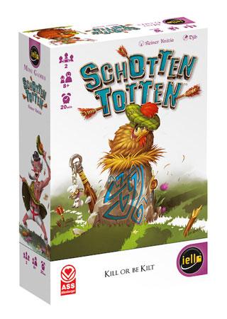 Schotten-Totten (engl.)