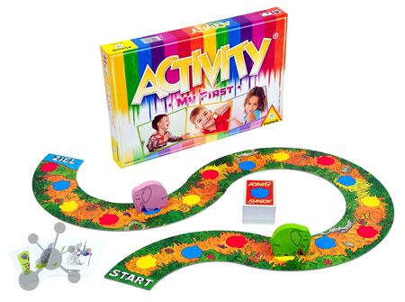 My First Activity - Activity Kindergarten