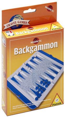 Backgammon - Reisespiel (Piatnik)