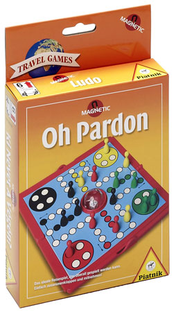 Oh Pardon! - Reisespiel