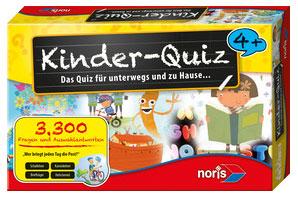 Kinder-Quiz ab 4 Jahren