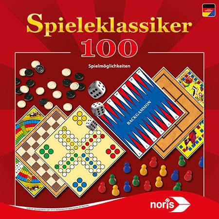 Spielesammlung 100 (Noris)