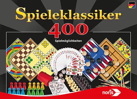 Familien-Spielesammlung 400 (Noris)