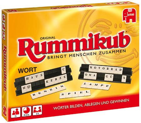Original Rummikub - Wort