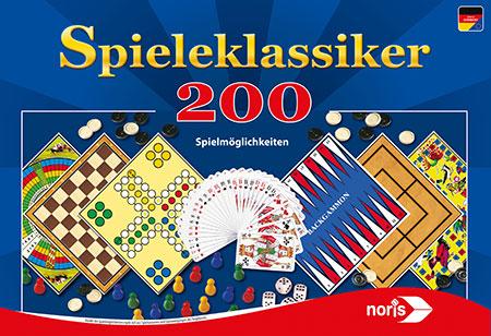 Spielesammlung 200 (Noris)