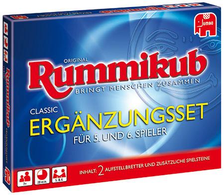 Original Rummikub Erweiterung für 5-6 Spieler