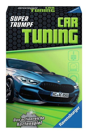 Supertrumpf Car-Tuning