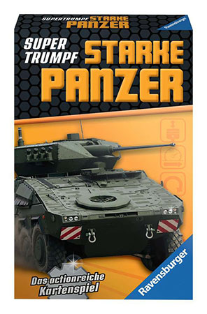 Supertrumpf Starke Panzer