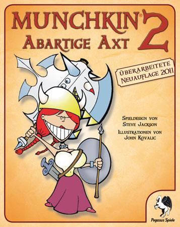 Munchkin 2 - Abartige Axt