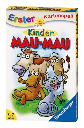 Kinder Mau Mau (Ravensburger)