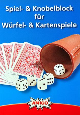 Spiel- & Knobelblock