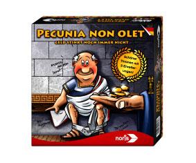 Pecunia non olet - Geld stinkt noch immer nicht