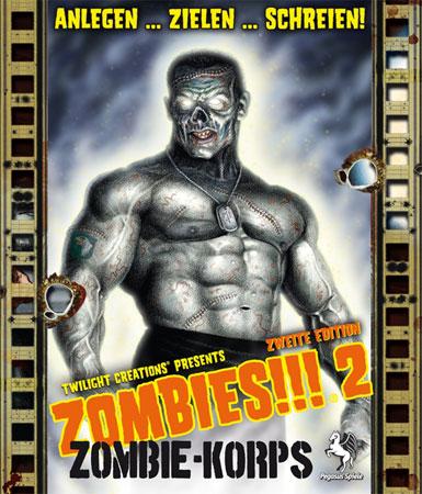 Zombies!!! 2 - Zombie Korps (2.Edition)