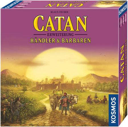 Catan - Händler & Barbaren Erweiterung
