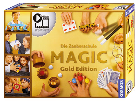Die Zauberschule - Magic Gold Edition