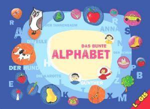 Das bunte Alphabet
