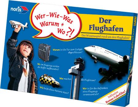Der Flughafen - Lernspiel mit DVD-Film
