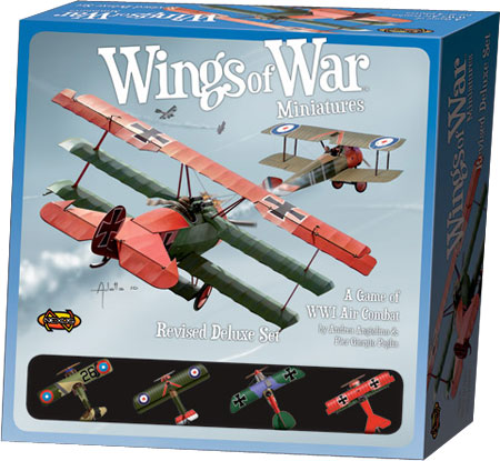 Wings of War I - Revised Deluxe Set