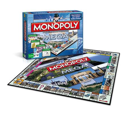 Mega-Monopoly 2nd Edition