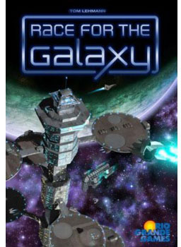 Race for the Galaxy (engl.)