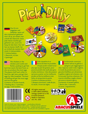 Pick A Dilly
