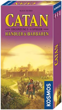 Catan - Händler & Barbaren Erweiterung für 5-6 Spieler