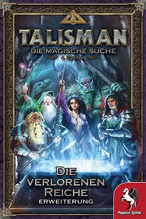 Talisman: Die Magische Suche (4. Edition) - Die verlorenen Reiche Erweiterung
