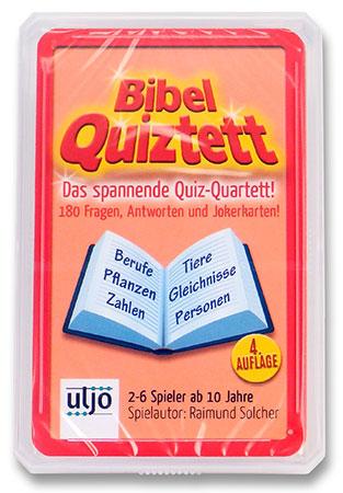 Bibel-Quiztett leicht