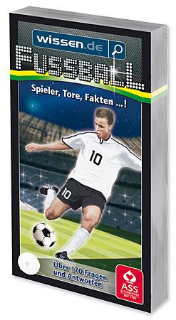 Quizfächer wissen.de® – Fußball