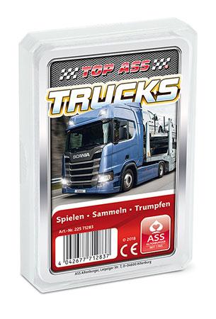TOP ASS - Trucks Quartett