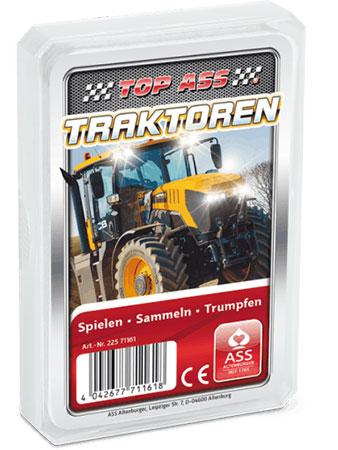 TOP ASS - Traktoren Quartett