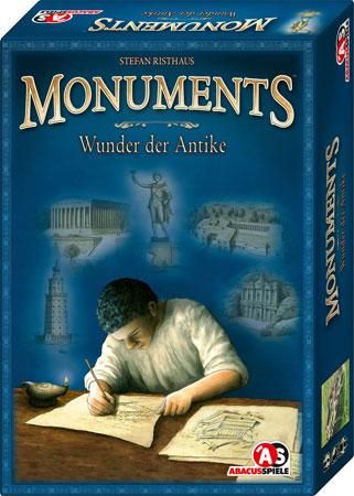 Monuments - Wunder der Antike (deutsch)
