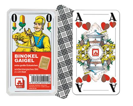 Binokel - Gaigel