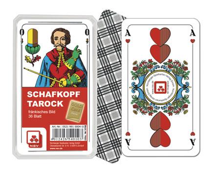 Tarock Schafkopf Classic - Fränkisches Blatt