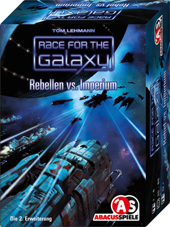 Race for the Galaxy - Rebellen vs. Imperium