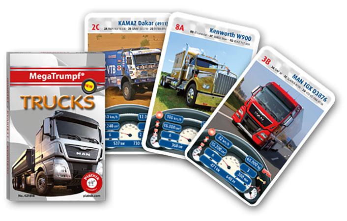 Mega Trumpf - Trucks