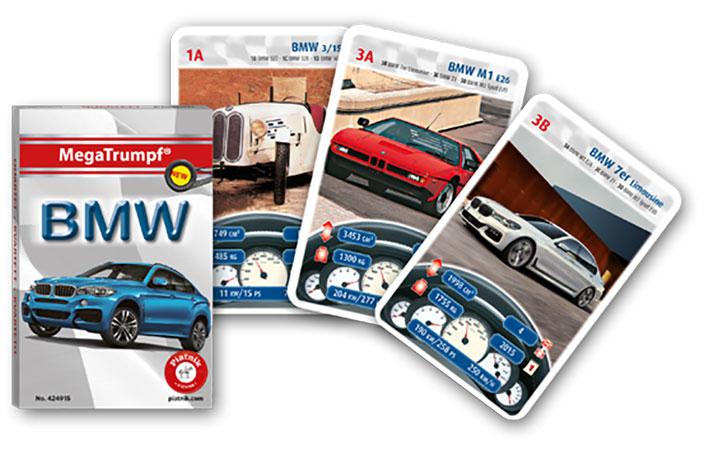 Mega Trumpf - BMW