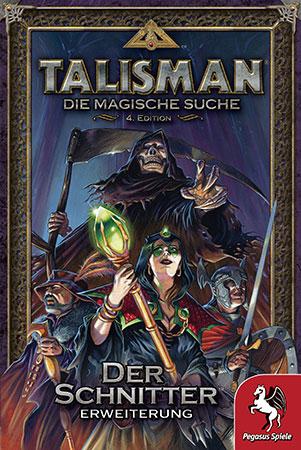 Talisman: Die Magische Suche (4. Edition) - Der Schnitter Erweiterung