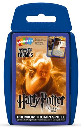 TOP TRUMPS Harry Potter und der Halbblutprinz