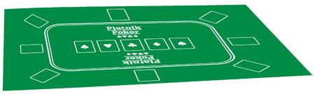 Pro Poker Table Top (Tischauflage)