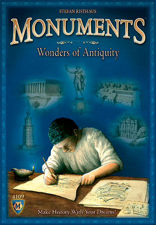 Monuments - Wonders of Antiquity (engl.)