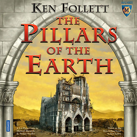 The Pillars of the Earth (engl.)