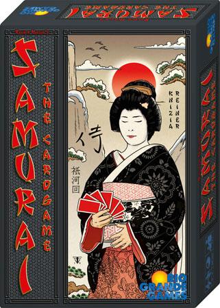 Samurai - Das Kartenspiel