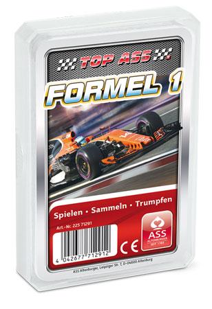 TOP ASS - Formel 1 Quartett