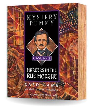 Mystery Rummy - Edgar Allan Poe (engl.)