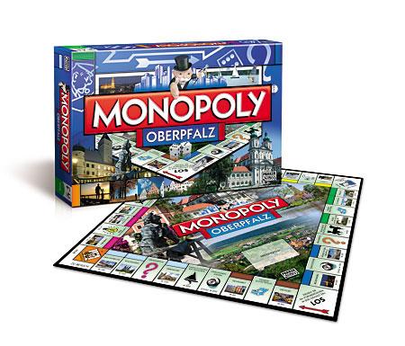Monopoly Oberpfalz
