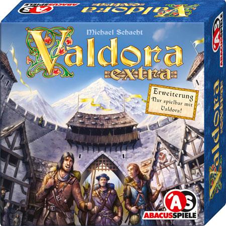 Valdora extra - Die erste Erweiterung