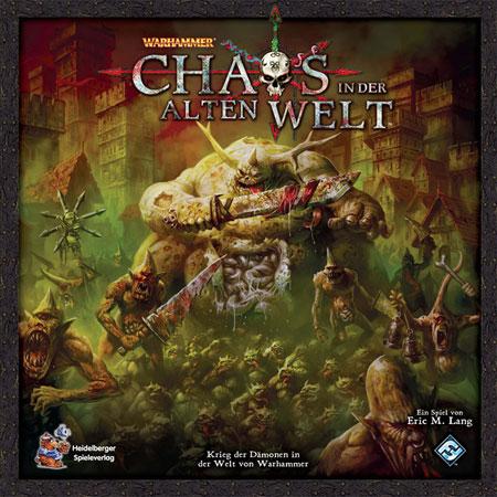 Chaos in der alten Welt